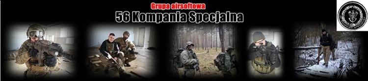 Forum grupy airsoftowej 56 Kompania Specjalna